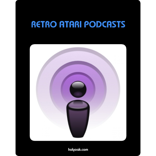 Retro Atari Podcasts
